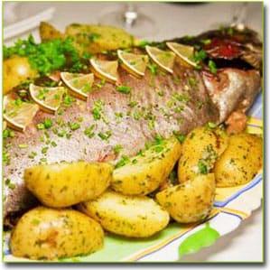 Рыба на новый год рецепт