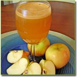 Лечение яблоками - народные средства