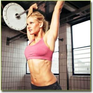 Упражнения для похудения в области живота