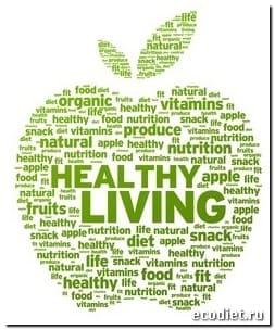 сбалансированное питание для похудения меню на неделю
